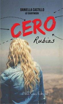 """Libro. """"Cero Rubias"""" Leer online"""