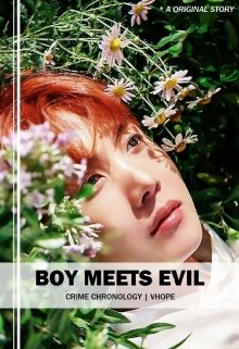 "Libro. ""Boy Meets Evil | Vhope L1"" Leer online"