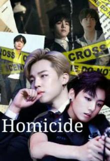 "Libro. ""Homicide | kookmin ×taejin |"" Leer online"