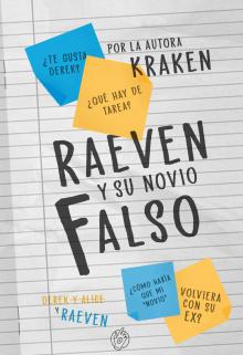"""Libro. """"Raeven y su novio falso [bl] [omegaverse]"""" Leer online"""
