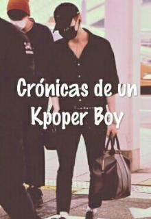 """Libro. """"Crónicas de un kpoper boy"""" Leer online"""