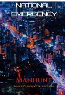 "Book. ""National Emergency : Manhunt"" read online"