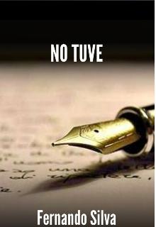 "Libro. ""No tuve"" Leer online"