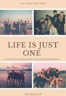 "Libro. ""Life is just one"" Leer online"