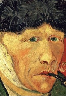 "Книга. ""Вінсент ван Гог"" читати онлайн"