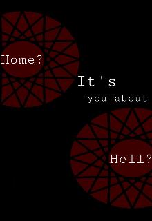"""Книга. """"Дім? Це ти про пекло?"""" читати онлайн"""