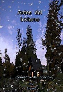"""Libro. """"Antes del invierno"""" Leer online"""