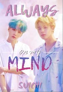 """Libro. """"Always in my mind - Yoongi y Jimin"""" Leer online"""