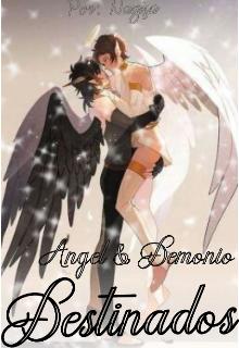 """Libro. """"Angel & Demonio. Destinados """" Leer online"""