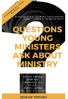 """Book. """"Questions Young Ministers Ask About Ministry"""" read online"""