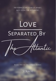 """Book. """"Love Separated by The Atlantic"""" read online"""