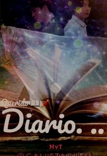 "Libro. ""Querido diario.  ♤kookmin♤"" Leer online"
