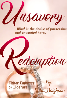 "Book. ""Unsavory Redemption "" read online"