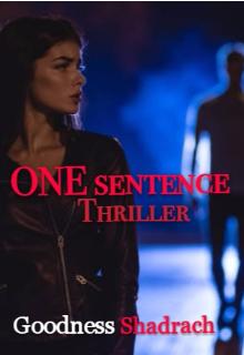 "Book. ""One Sentence"" read online"