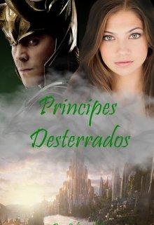 """Libro. """"Príncipes Desterrados"""" Leer online"""