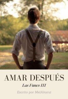 """Libro. """"Amar después """" Leer online"""
