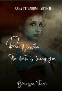 "Libro. ""Dear Nicoletta, The Death is Loving you "" Leer online"