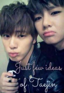 """Book. """"Just Few Ideas of Taejin"""" read online"""