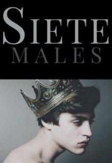 """Libro. """"Siete Males [saga Siete #2]"""" Leer online"""