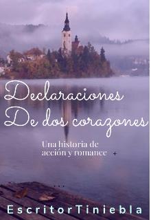 """Libro. """"Declaraciones de dos corazones."""" Leer online"""