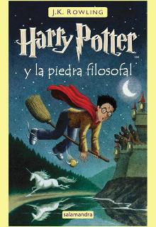 """Libro. """"Harry Potter y la piedra filosofal."""" Leer online"""