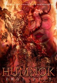 """Portada del libro """"Humnok © """""""