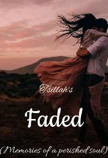 """Book. """"Faded"""" read online"""