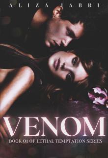 """Book. """"Venom"""" read online"""