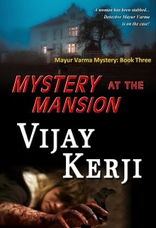 """Book. """"Mystery At The Mansion"""" read online"""