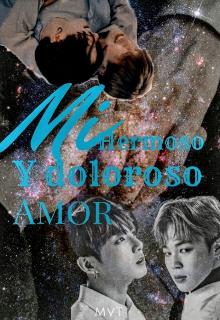 "Libro. ""Mi hermoso y Doloroso Amor  ♡kookmin♡"" Leer online"