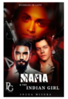 """Book. """"Mafia and the Indian girl"""" read online"""