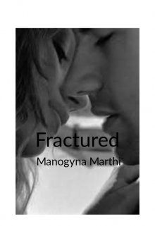 """Book cover """"Fractured"""""""