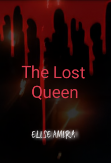 """Book cover """"The Lost Queen"""""""