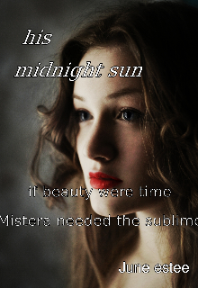 "Book cover ""His midnight sun"""