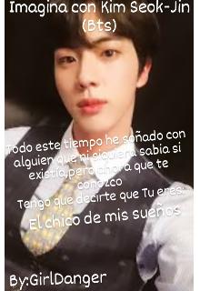 """Libro. """"El chico de mis sueños-imagina con kim seok-jin de bts"""" Leer online"""