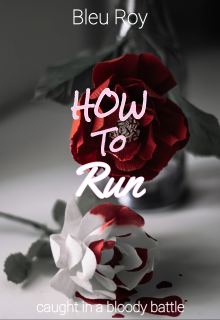 """Book cover """"How to Run"""""""