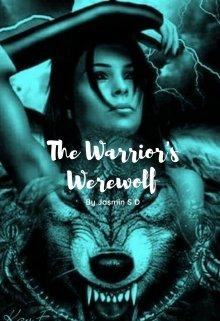 "Book cover ""The Warrior's Werewolf"""