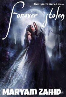 "Book cover ""Forever Stolen"""