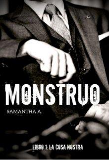 """Libro. """"Monstruo"""" Leer online"""