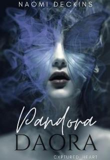 "Book cover ""Pandora Daora """