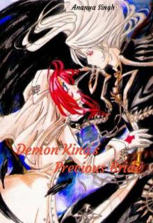 "Book cover ""Demon King's Precious Bride"""