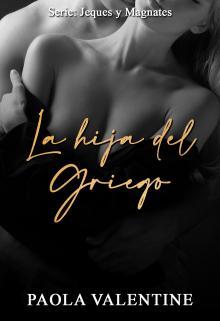"""Libro. """"La hija del Griego"""" Leer online"""