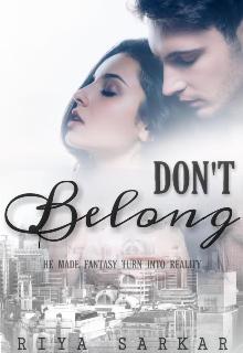 """Book. """"Don't Belong"""" read online"""