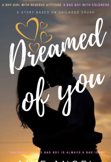 """Book. """"Dreamed Of You"""" read online"""