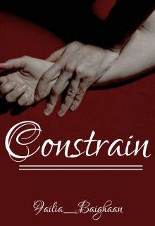 "Book. ""Constrain"" read online"