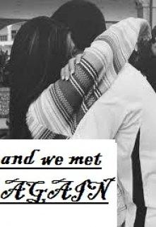 """Book. """"And We Met Again"""" read online"""